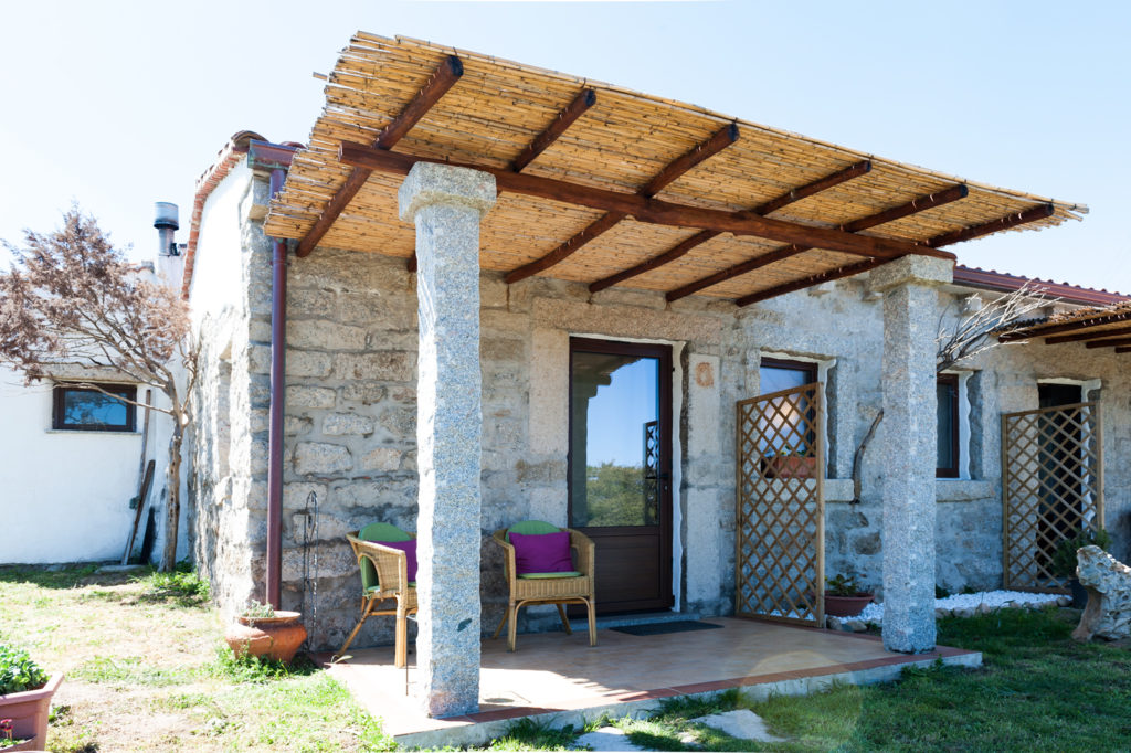Bed and Breakfast il Cuore di Gallura: veduta esterna