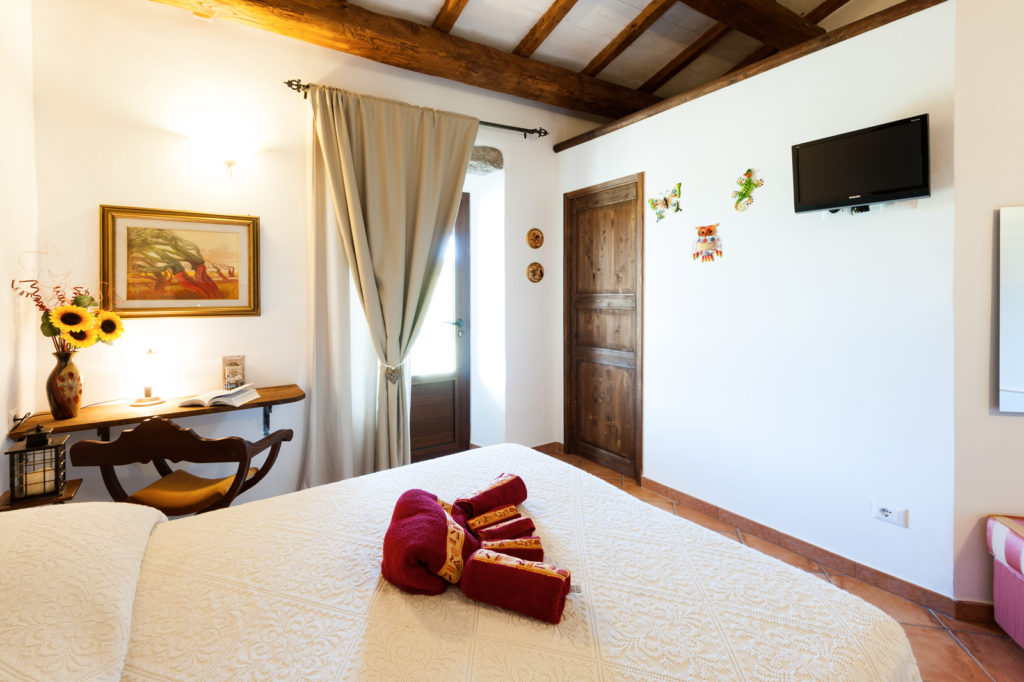 Bed and Breakfast il Cuore di Gallura: le camere
