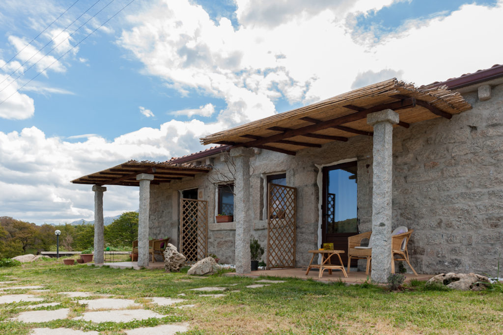 Bed and Breakfast il Cuore di Gallura: visuale esterna
